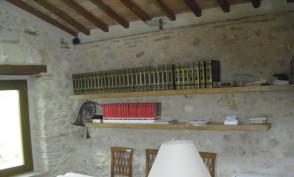 Ristrutturazione della Casa al Castello Alviano(Tr)