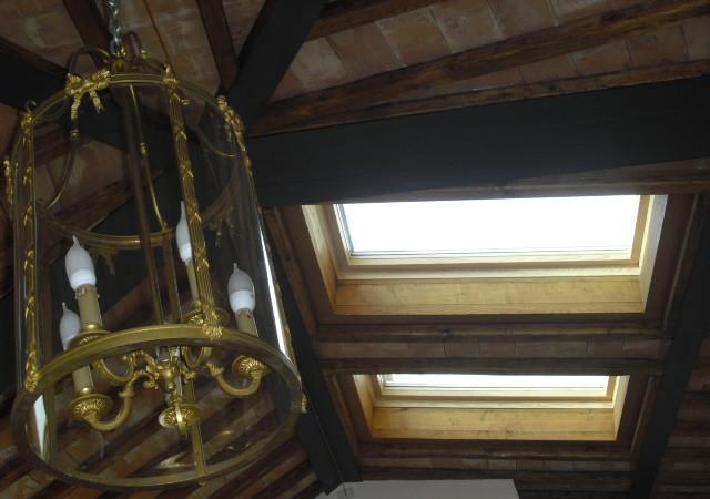 Ristrutturazione della Casa al Castello Alviano (Tr)