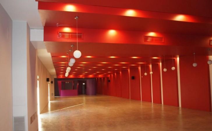 Auditorium Donna Olimpia Alviano(Tr)