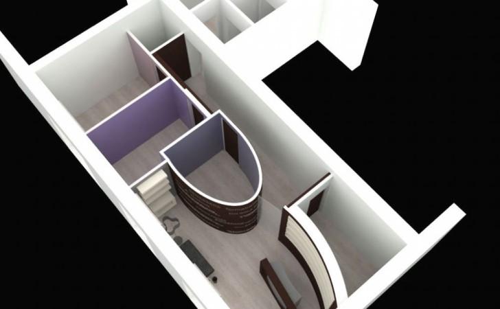 Architettura d'interni, La Lampada di Aladino