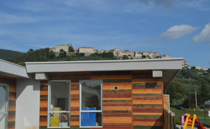 Scuola Lugnano in T.(Tr)